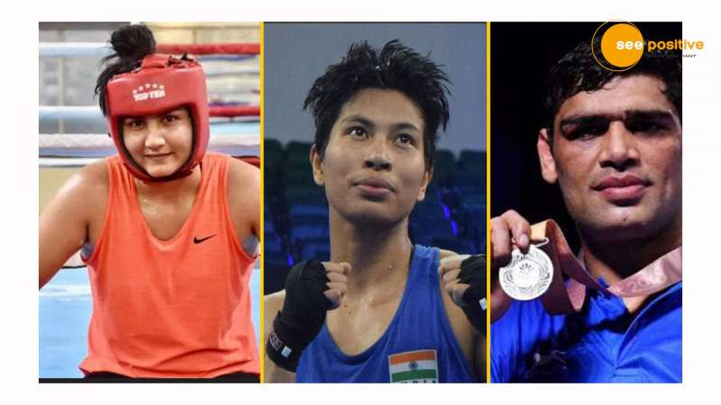 INDIAN BOXING PLAYERS INCREASED HOPES FOR MEDALS IN TOKYO OLYMICS